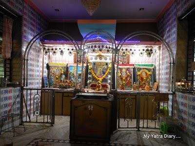 Bappa SitaRam Ashram, Tungareshwar temple in Vasai, Mumbai
