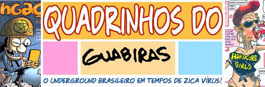 Quadrinhos do Guabiras