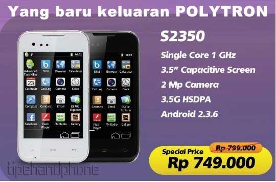 Harga Polytron S2350