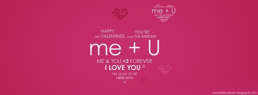 Cute Valentines Day Fb Cover