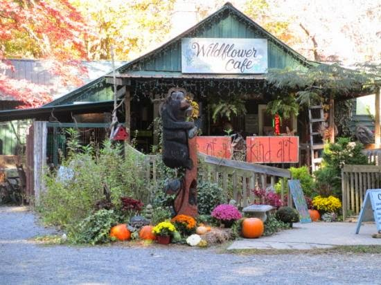 Wildflower Cafe Mentone AL