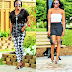 THE CLASSIC BLACK & WHITE OUFIT: 2 SUMMERLICIOUS WAYS