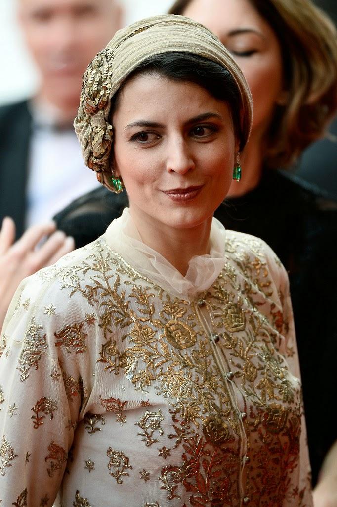 Leila Hatami in Cannes | cinema 30nema Leila Hatami