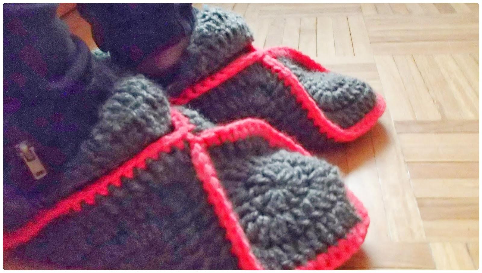 Porque tejer no es cosa de abuelas.: Del cuadrado sólido y las ...
