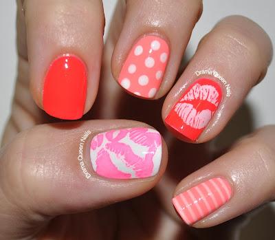 Nail Designs 2013 Tumblr Queen nails: february 2013