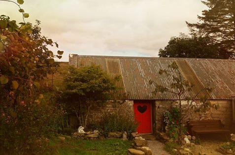 MyfanwyNia's Studio, Co. Leitrim, Ireland.