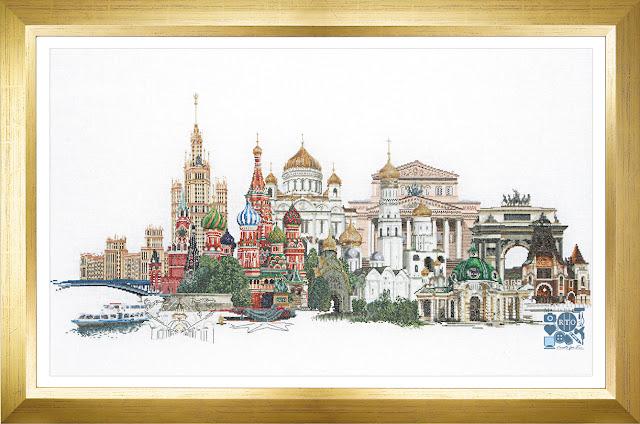 Thea Gouverneur. Moscow