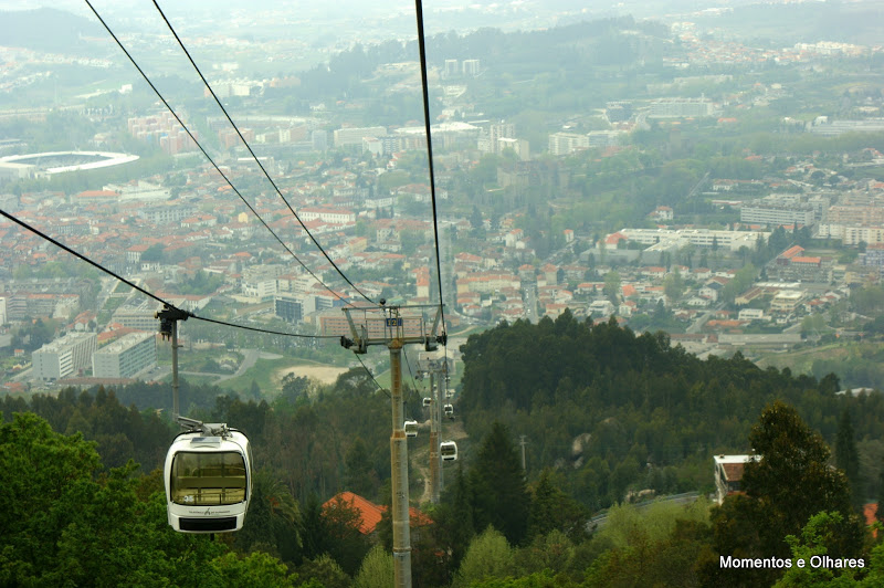 4c0a842bea Visitors can enjoy marvellous panoramic views of Guimarães from Penha hill.  To get there