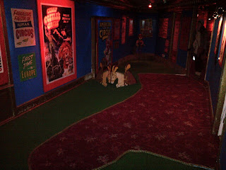 Photo of the Hollywood Indoor Adventure Golf course in Great Yarmouth