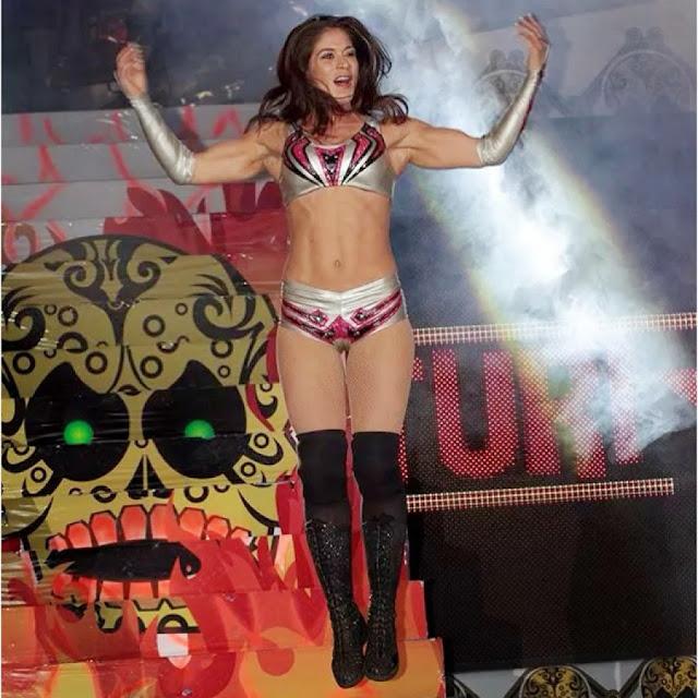 Dark Angel - Luchadora