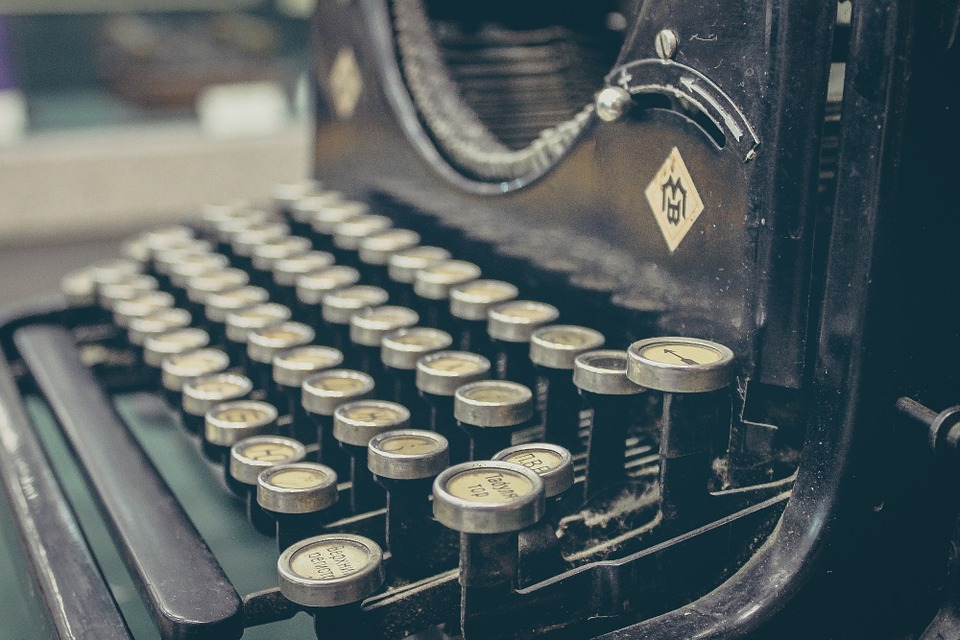 Rakkaudesta kirjoitan