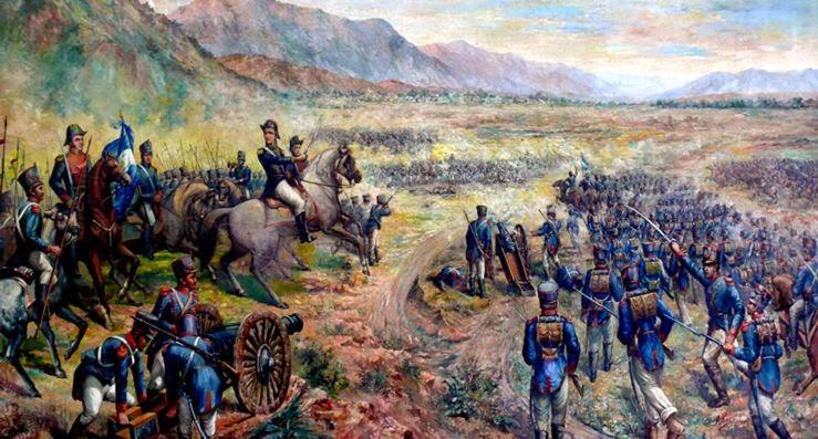 12 de febrero de 1817 – Bicentenario de la Batalla de
