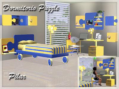 10-02-13 Dormitorio Puzzle