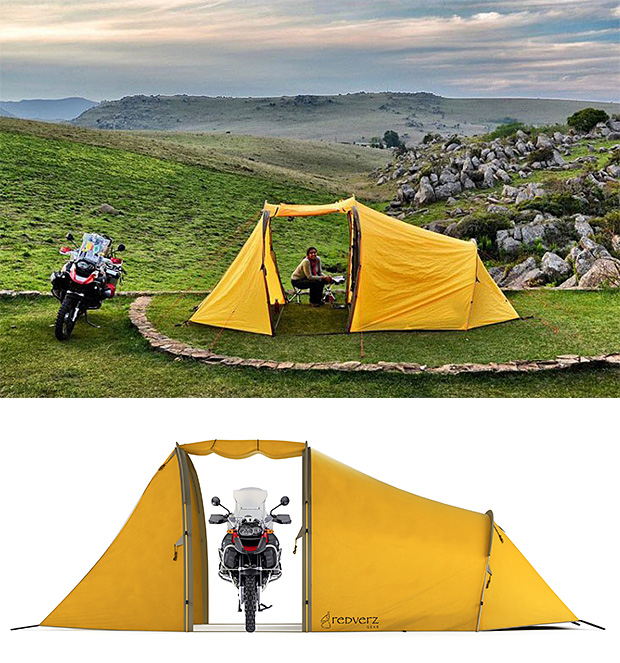 Redverz Series II Expedition Tent | Redverz Series Expedition Tent | Tent | Adventure gear | Expedition Tent