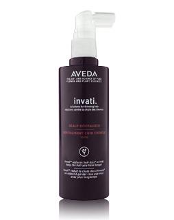 aveda review scalp revitalizer invati line alopecia bald spots hair