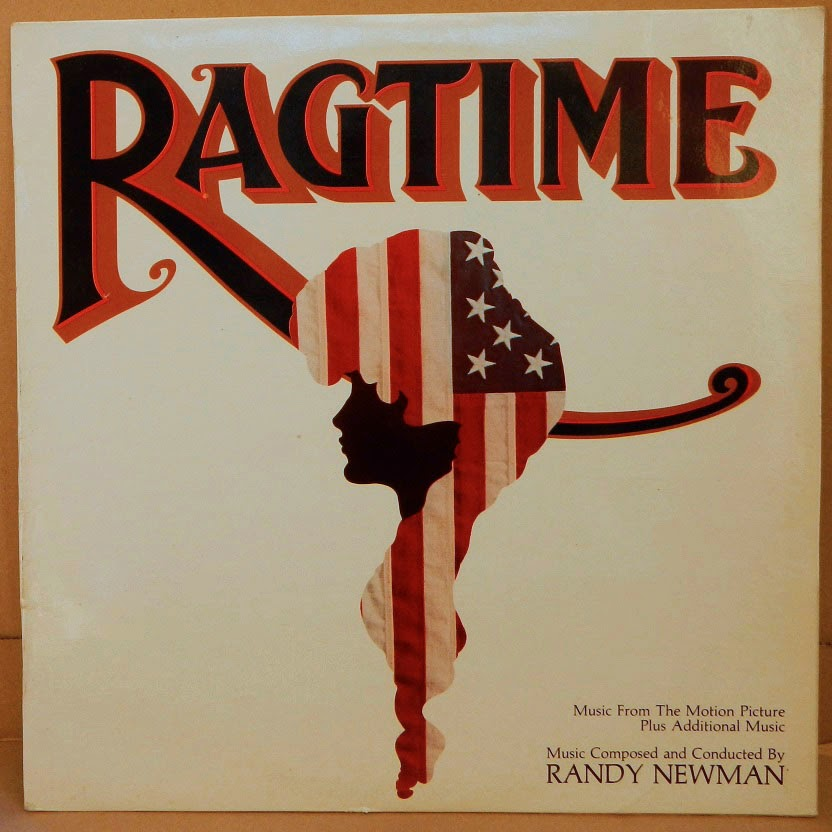 Randy Newman - Ragtime Album