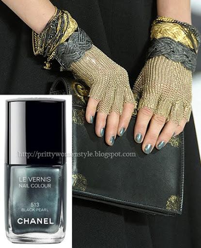 Метален лак за нокти Chanel