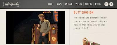 http://www.jefffoxworthy.com/videos/butt-erosion