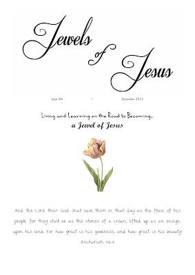 Jewels of Jesus Magazine Issue #4