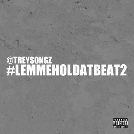 Capa da Mixtape #Lemmeholdatbeat2