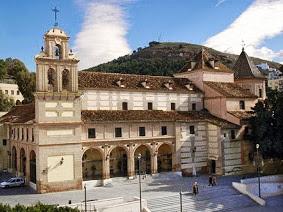 Basílica y Real Santuario de Sta. María de la Victoria, de Málaga
