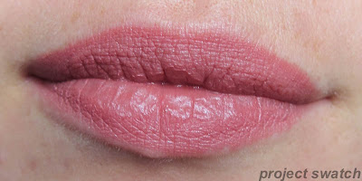 Lip Swatch - Sonia Kashuk Velvety Matte Lip Crayon - Berry Nude - 06