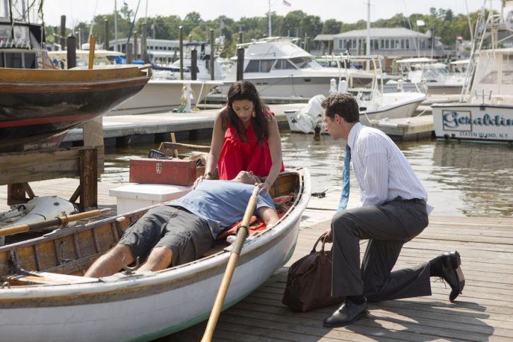 Royal Pains - Episode 6.12 - A Bigger Boat - Promotional Photos