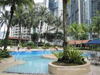 Intercontinental Kuala Lumpur, hotel, 5 star, accommodation, city centre