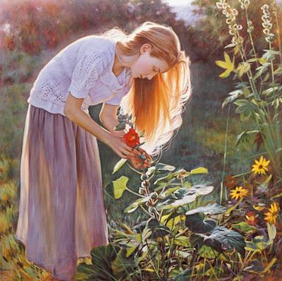 mujer-pintura