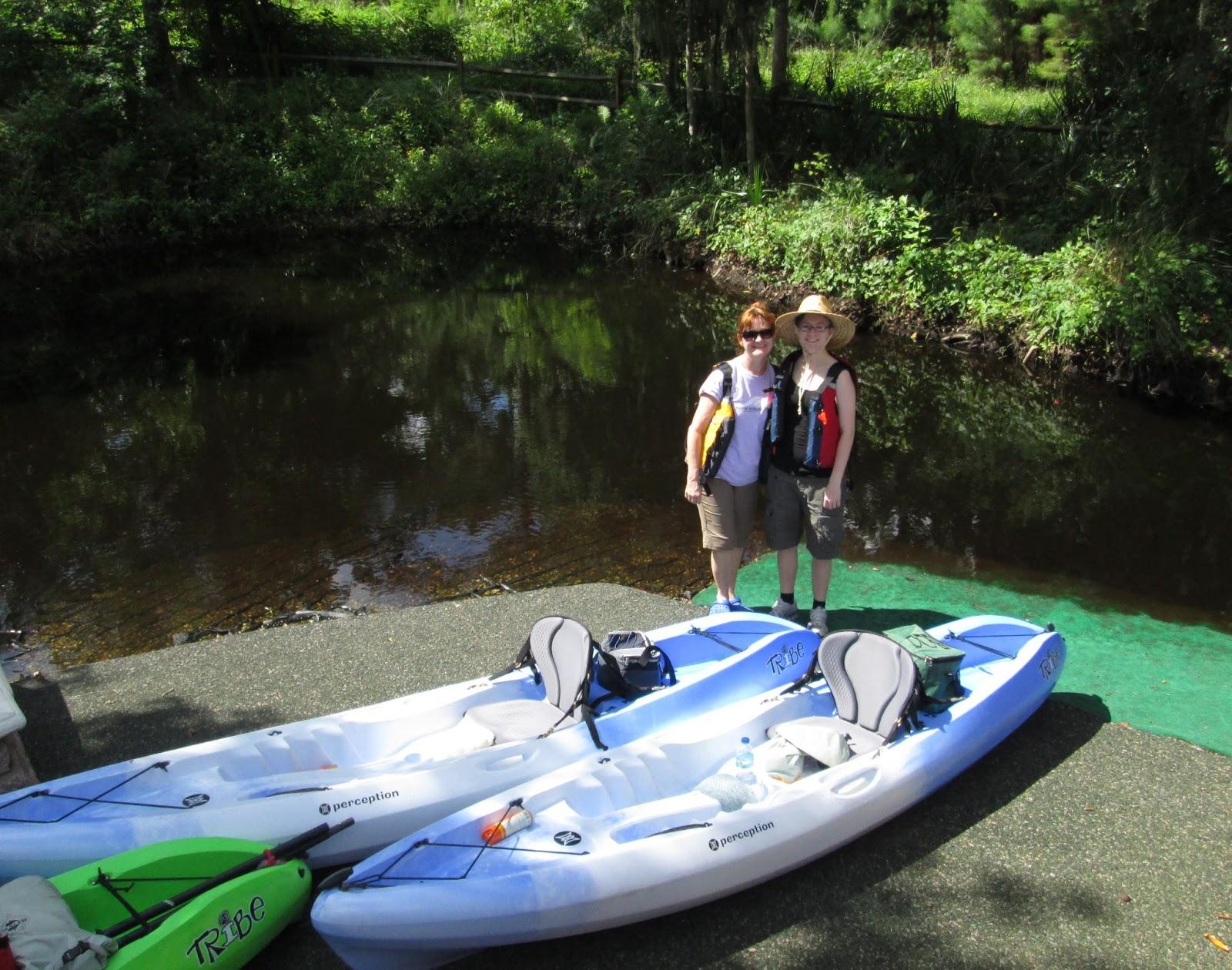 Wekiva River Monkeys Kayaked The Wekiva River