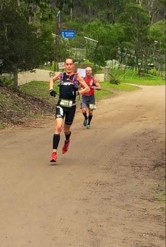 Glow Worm Trail Marathon