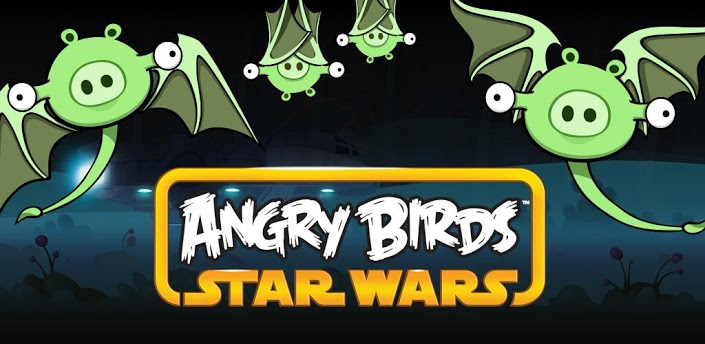 Game Angry Birds Star Wars online. Play for free