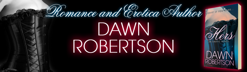 Author Dawn Robertson