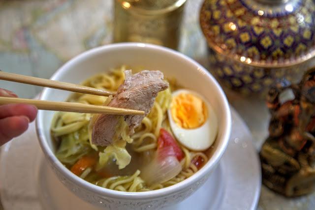 китайский суп рецепт свинина яйцо овощи соевый соус