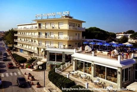 Hotel Numana Palace - Numana