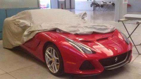 Spyshot: New Species Ferrari Caught on Camera