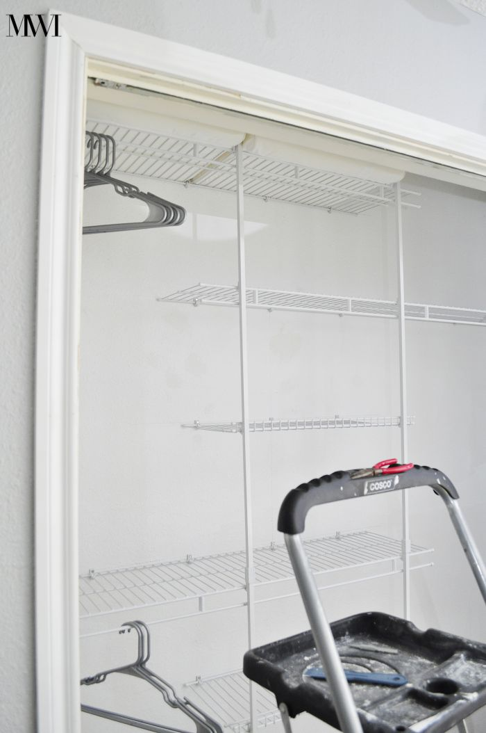 closetmaid 5 to 8 foot closet system