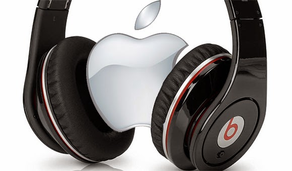 Apple Beats Audio Deal