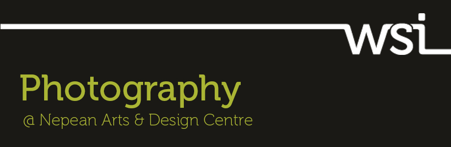 Photography @ Nepean Arts & Design Centre