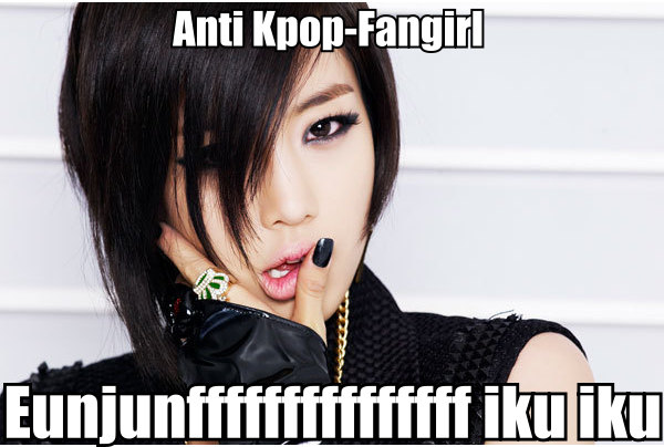 Anti Kpop-Fangirl