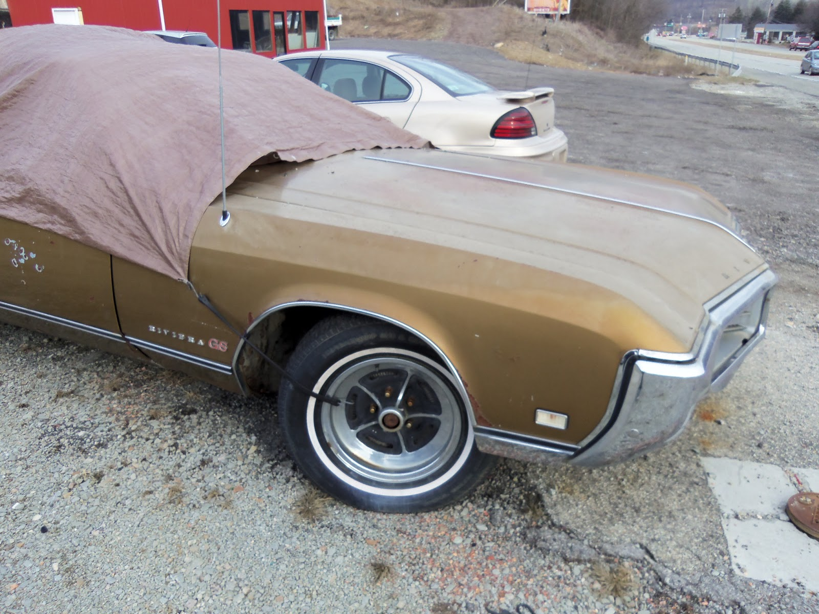 1969 Buick Riviera GS: Craigslist Capture | Wayward Cars: All things ...