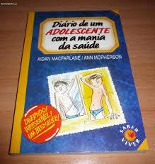 ... do Diário de um Adolescente com a mania da saúde