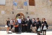 Προσκύνημα στην Αγία Ελένη και στις Ιερές Μονές Αγίου Ιεροθέου και Οσίου Παταπίου