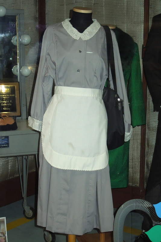 Shelley Morrison Rosario maids uniform Will and Grace