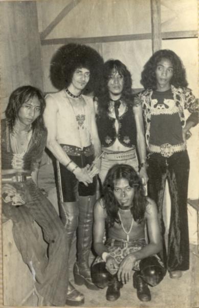 Kaset Lawas Band Indonesia