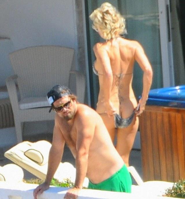 Pamela Anderson quiere mostrar el trasero en bikini
