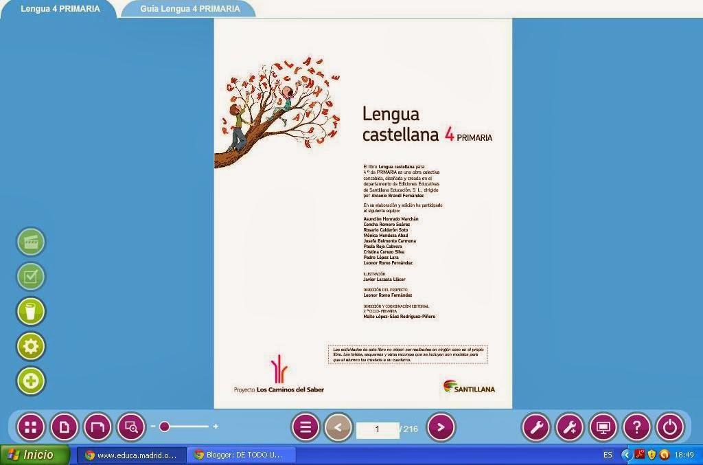 Libromedia Santillana de Lengua
