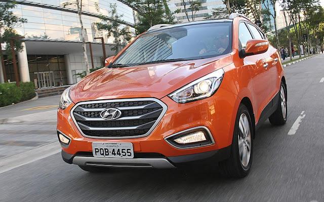Hyundai New ix35 2016