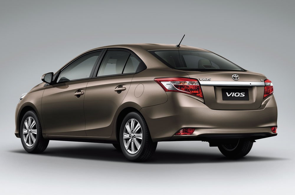 Gallery: 2013 Toyota Vios in Thailand - different interior, different