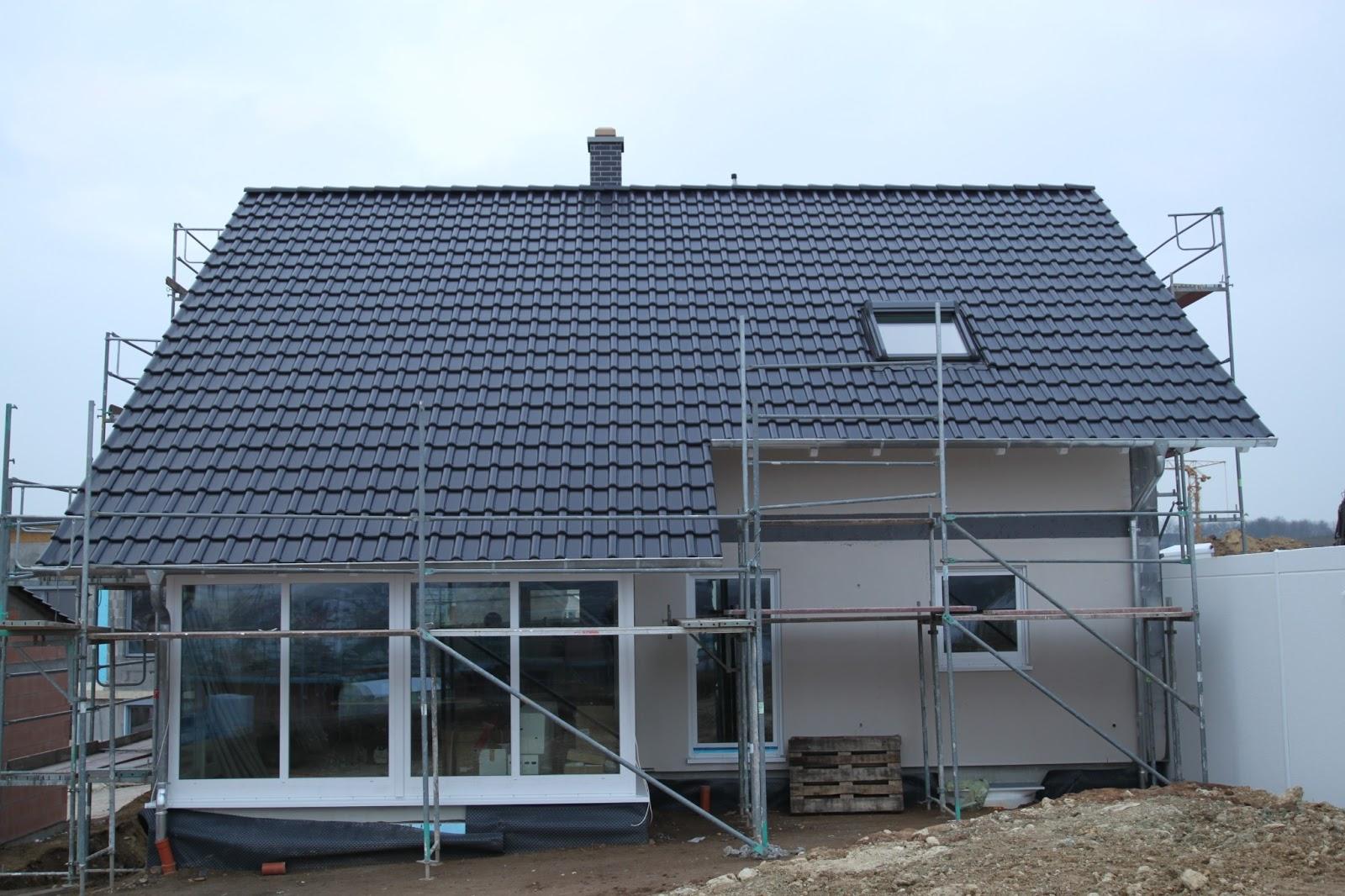 Ein Haus wird gebaut!: März 2013